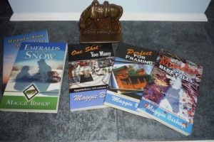 Maggie's books