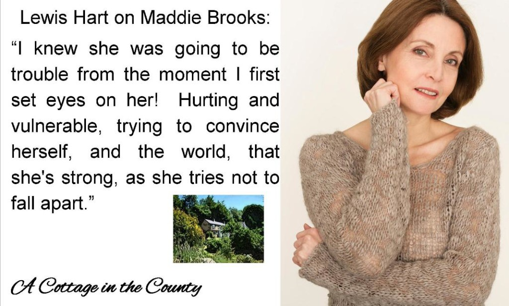 Maddie Brooks med