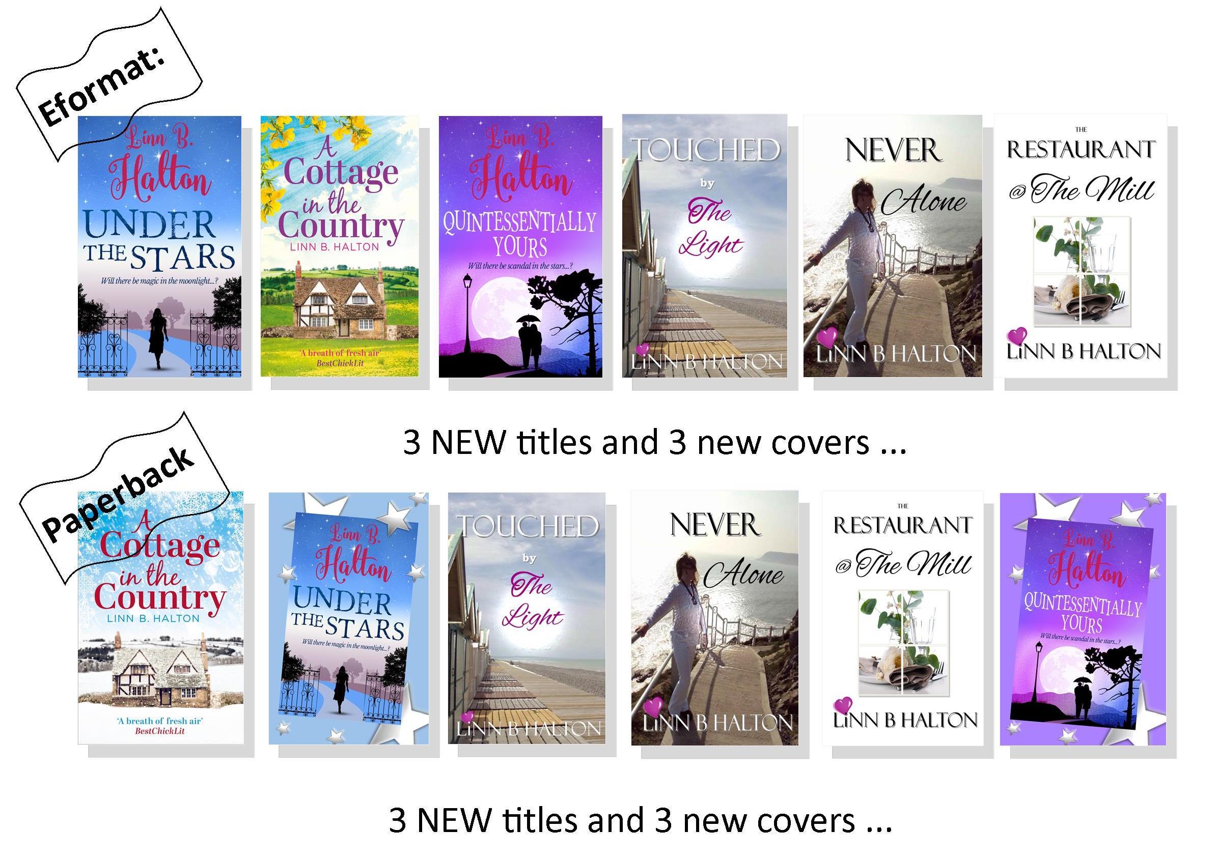 L B Halton books 2015