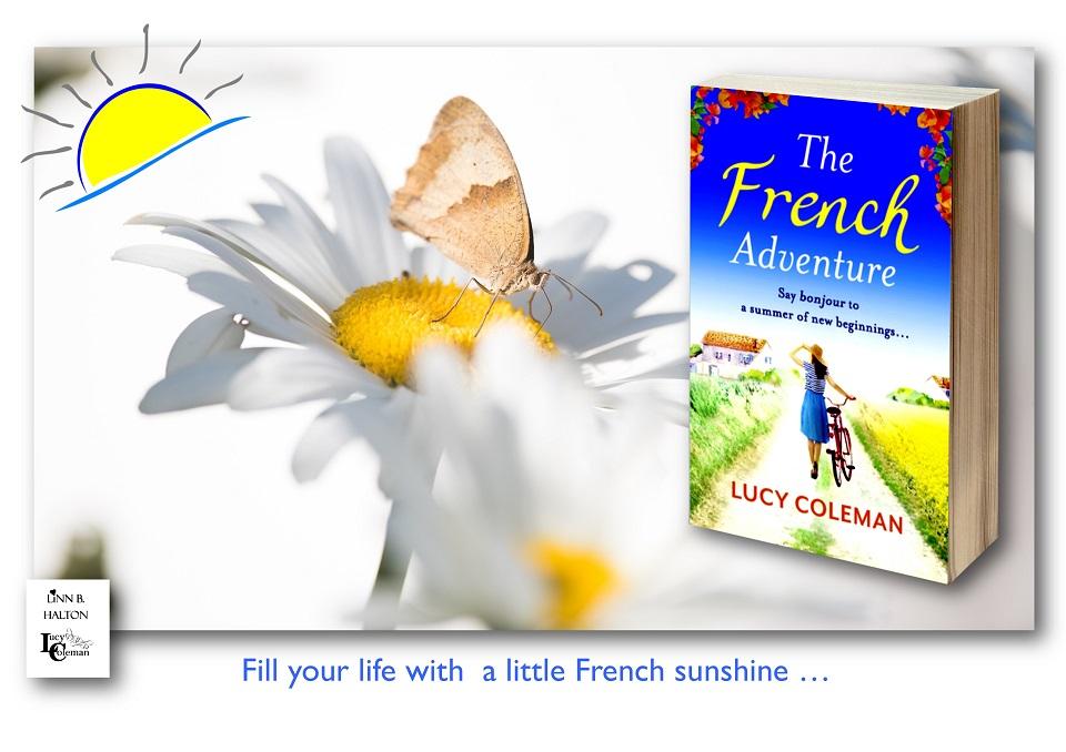 The French Adventure excerpt | Lucy Coleman & Linn B Halton